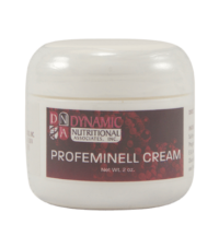 A natural hormone replacement therapy topical cream composed of natural progesterone exactly the same as what the female human body naturally produces. Learn more at https://shop.rhondanp.com/products/porfeminell-cream