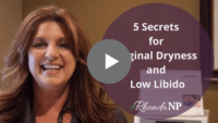 5-secrets-for-vaginal-dryness-and-low-libido-during-menopause. Watch now:https://youtu.be/LKMgnD0iiPE