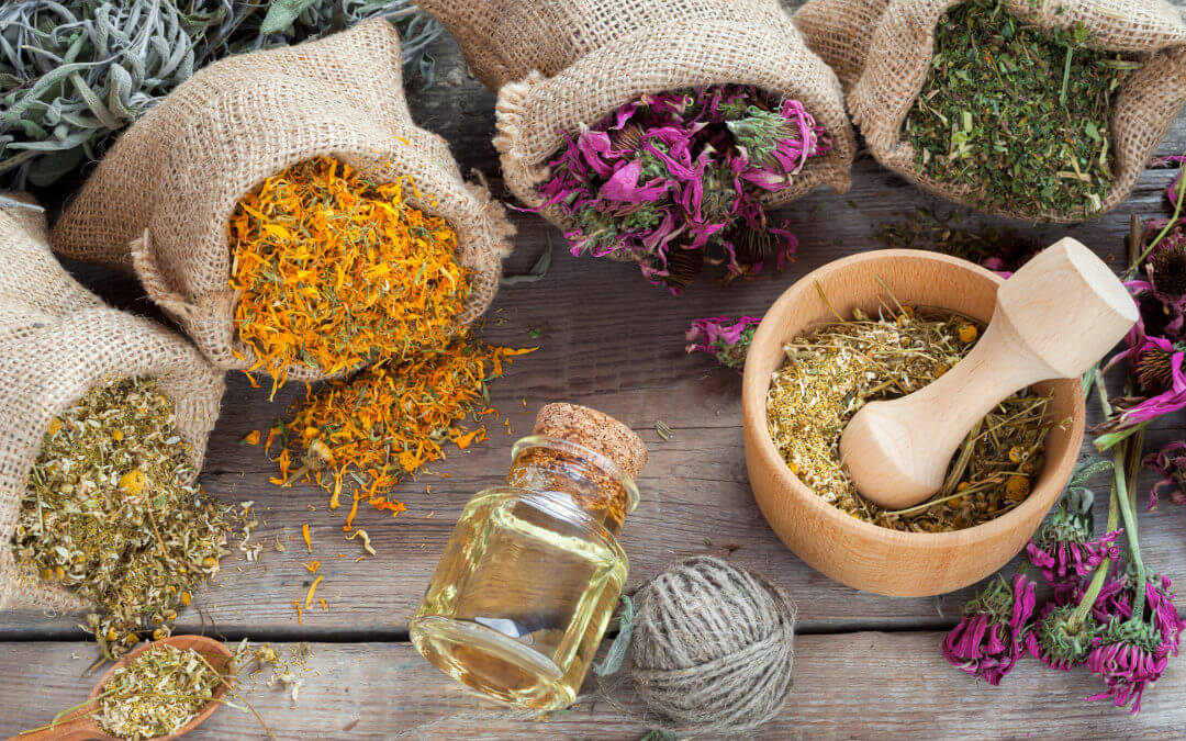 016: Adaptogen Herbs – Don't Leave Home Without Them